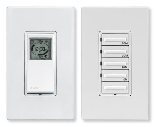 Leviton Timer Switches On Sale Save 20 Home Controls