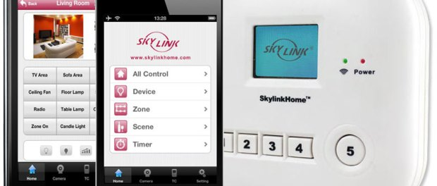 SkylinkHome Internet Hub