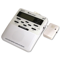 Krown Weather Alert Radio