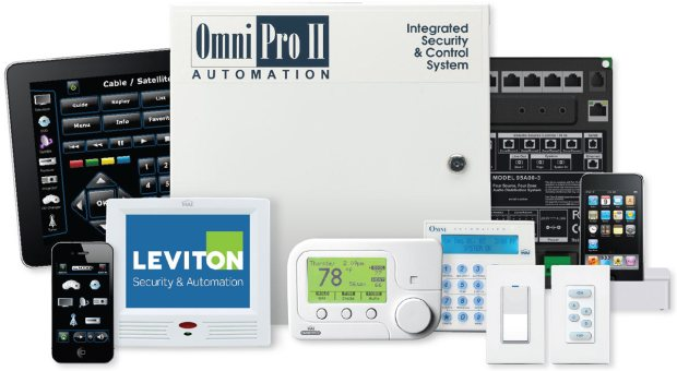Leviton Security & Automation (LSA)
