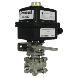 Greenfield Automatic Security Valve Kit