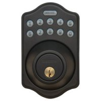 LockState RemoteLock WiFi Electronic Deadbolt Door Lock