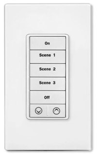 PulseWorx UPB Wall Controller, 7 Button