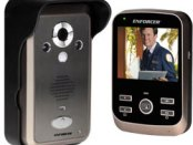 Seco-Larm Enforcer Wireless Video Door Phone