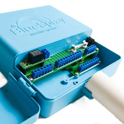 BlueSpray Web Based, Wireless Irrigation Controller