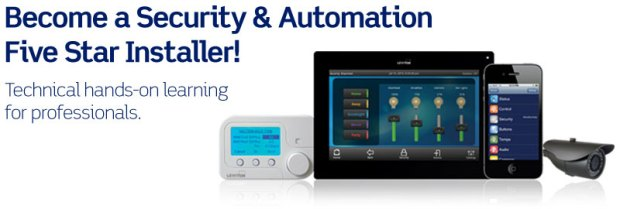 Leviton Security & Automation Training