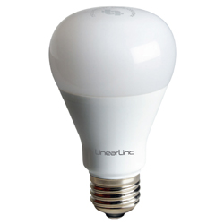 LinearLinc BulbZ Z-Wave Dimmable LED Light Bulb