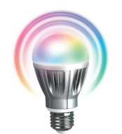 Zipato Z-Wave RGBW LED Light Bulb