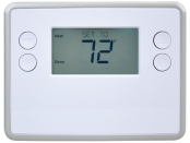 Go Control Battery-Powered Z-Wave Thermostat