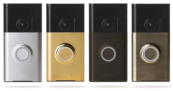 Ring Wi-Fi Enabled Video Doorbell
