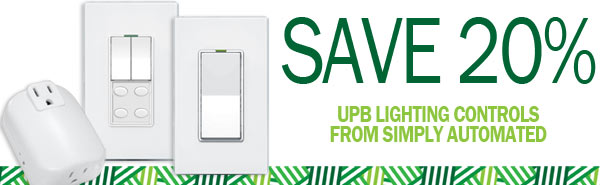 UPB Sale: Save 20%