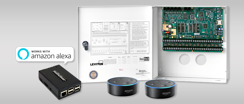 Leviton Security & Automation – Home Controls