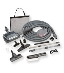 Central Vacuum Kit