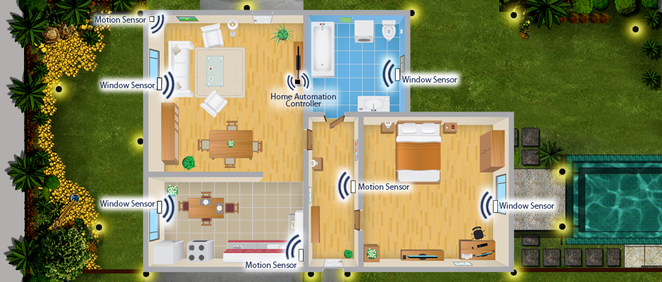 Use Smart Sensors to Optimize Your Home Automation