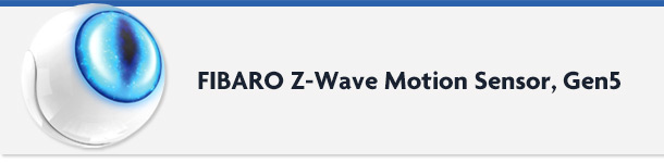FIBARO-Z-Wave-Motion-Sensor