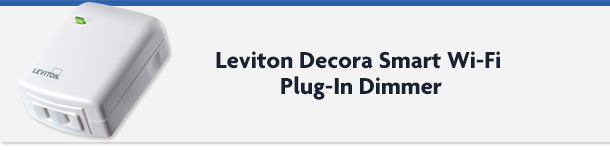 Leviton-Plug-in-Dimmer